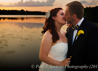 A Beacon Romance: The wedding of Mr. and Mrs. William Geoghegan