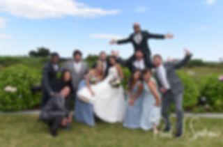 Ocean House Wedding Photography from Sarah & Chris' 2019 wedding.