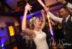 Nicole and Kurt dance during their November 2018 wedding reception at the Publick House Historic Inn in Sturbridge, Massachusetts.