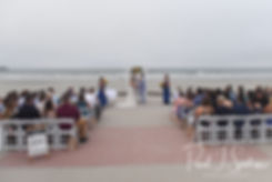 The Rotunda at Easton's Beach wedding ph