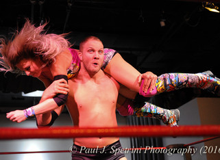 Beyond Wrestling: By Popular Demand photos added!