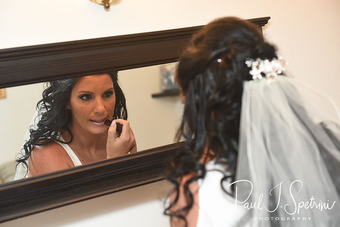 Rhode Island Wedding Photography, Bridal Prep Photos
