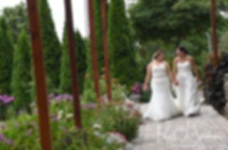 Chamberlain Farm Wedding Photography from Brittany & Alisa's 2019 wedding.