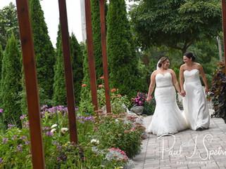 *NEW* Brittany & Alisa's Wedding Photos Added!