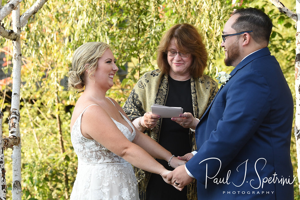 The Jones River Trading Post Wedding Photos