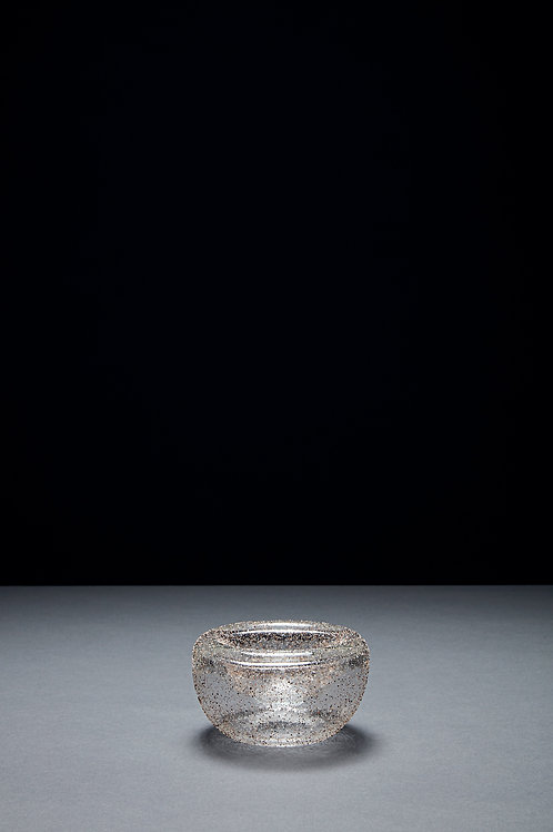 Candle Holder with Sarsala Sand