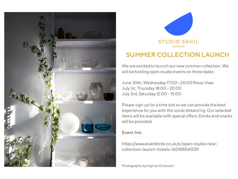 Summer Collection Launch