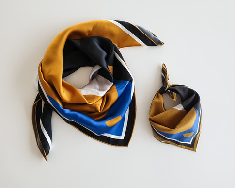Studio Sahil scarf & bandana