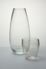 Carafe and drinking glass