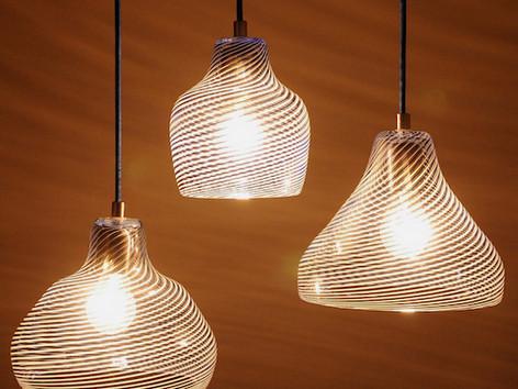 Moirai Lamps