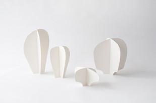 Full scale paper models