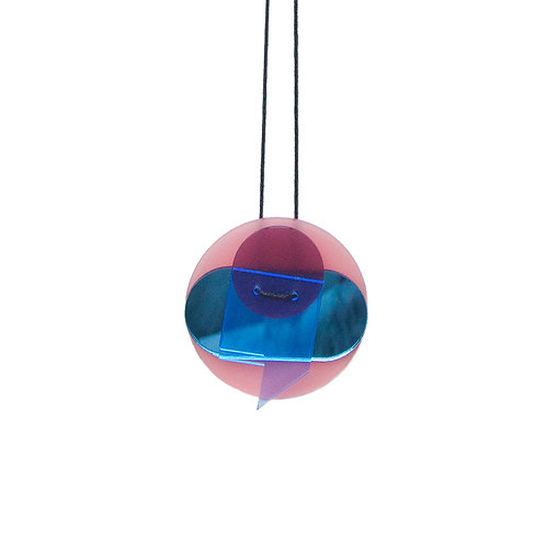 Geometric Froms Necklace