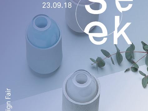 Form & Seek Exhibition at London Design Fair