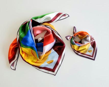 Colourful Scarf & Bandana