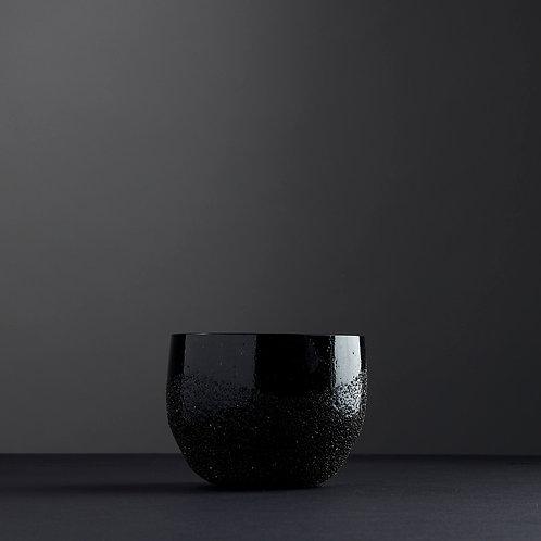 Sand to Glass - Black Bowl