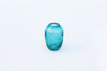 sand with coloured glass
