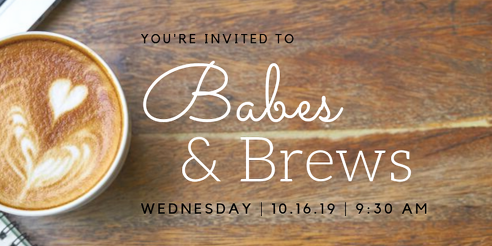 Babes & Brews Morning Meet Up