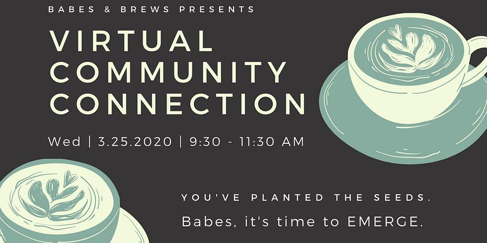 Virtual Meetup: Emerge Into You