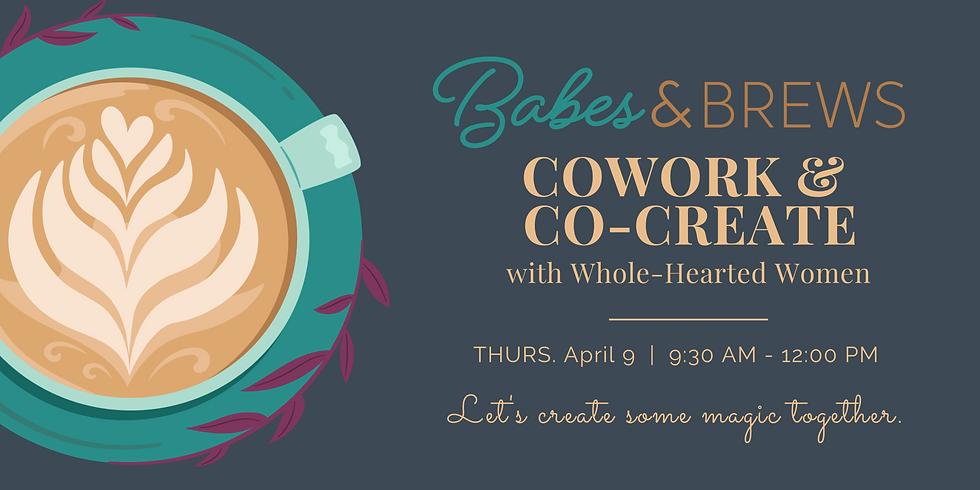 Virtual CoWork | CoCreate | Coffee Date