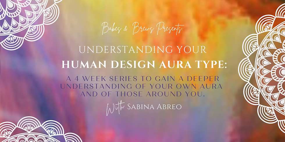 Understanding Your Human Design Aura Type:  Generators & Manifesting Generators