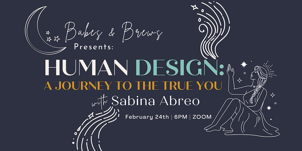 Human Design: A Journey to the True You