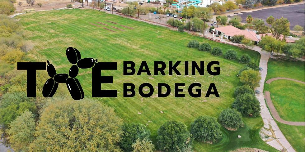 Babes & Brews at the Barking Bodega