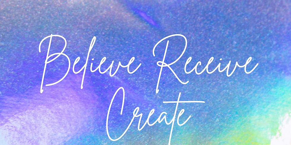 Believe, Receive & Create with Mindful Artist Sarah-Louise