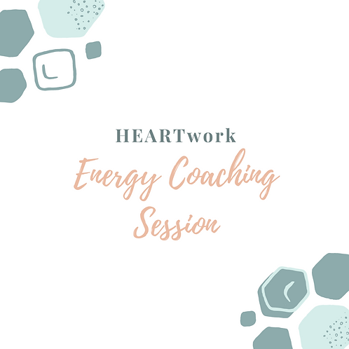 Single Energy Coaching Session