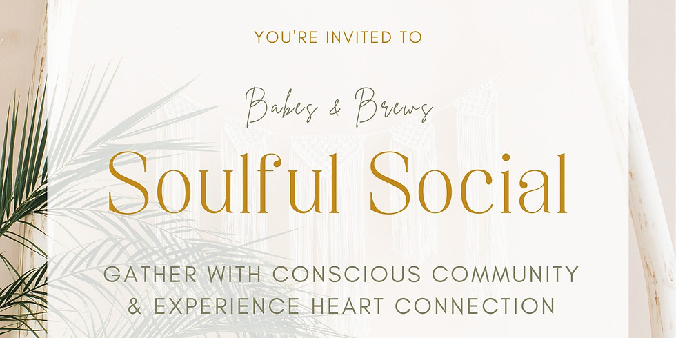Soulful Social -- All are welcome!