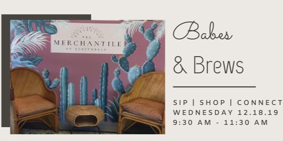 Babes & Brews at The Merchantile