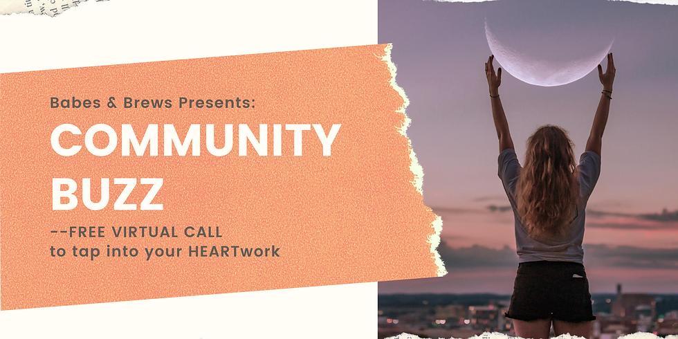 Community Buzz--From Hard to Heart