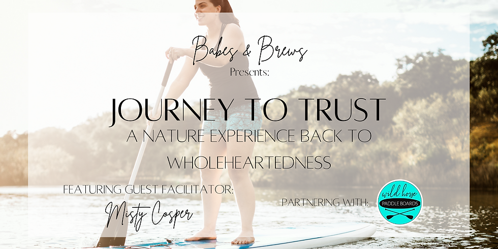 Journey to Trust: a Nature Experience back to Wholeheartedness