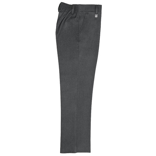 Zeco JUNIOR BOYS GREY SLIM FIT TROUSERS