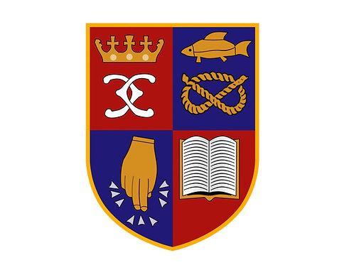 SIR JOHN OFFLEY ENHANCED VIZ BOOK BAG