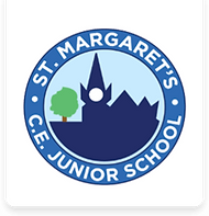 St Margaret's CE Junior Logo.png