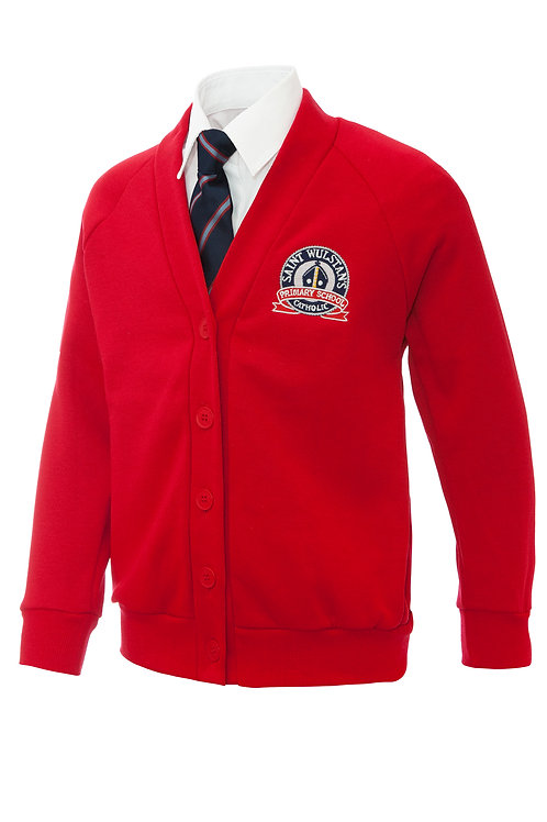 ST WULSTANS smart COLOURFAST CARDIGANS