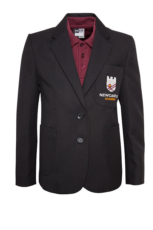 NEWCASTLE ACADEMY smart GIRLS BLAZER