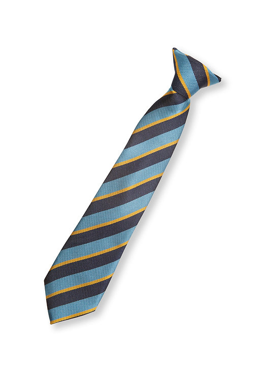OUR LADY & ST. WERBURGH'S CLIP ON TIE