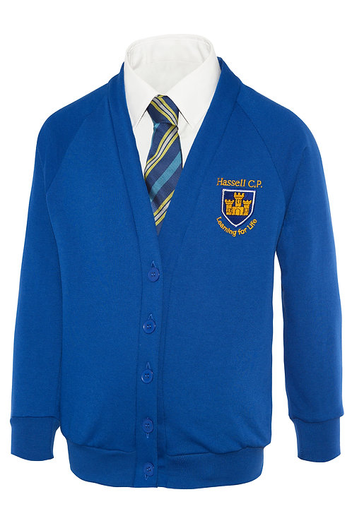 HASSEL smart UNIFORM CARDIGAN