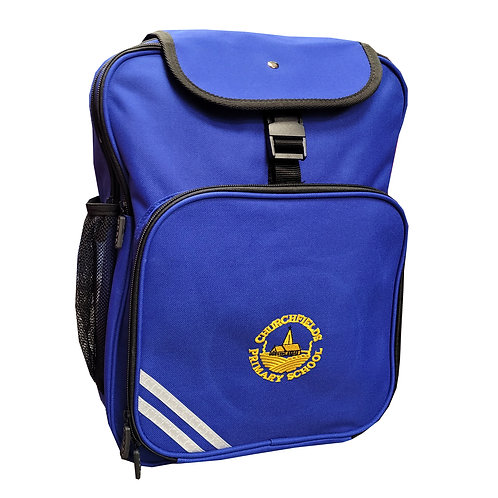 CHURCHFIELDS PRIMARY JUNIOR BACKPACK