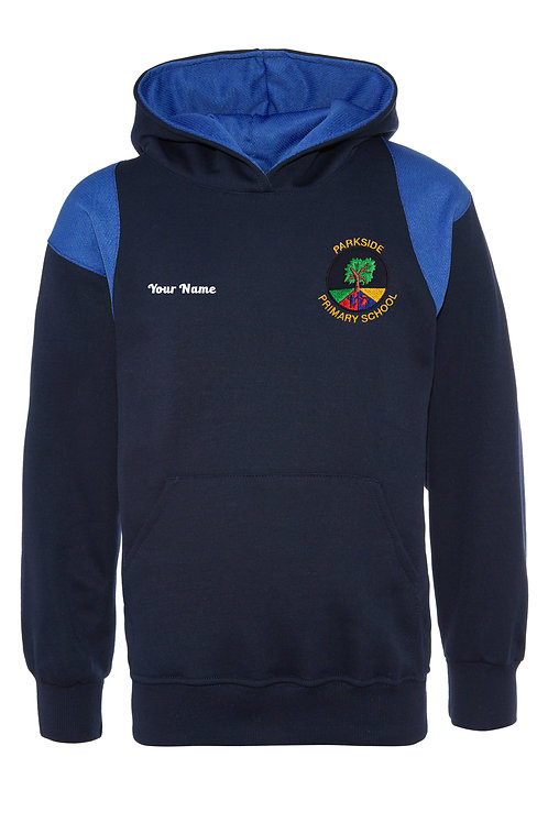 Parkside Pupil's PERSONALISED SPORTS HOODIES