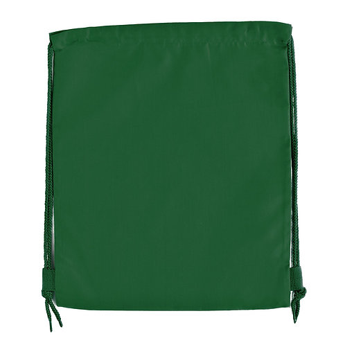 BOTTLE GREEN PREMIUM PLAIN PE BAG
