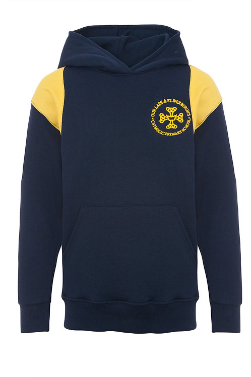 OUR LADY & ST. WERBURGH'S SPORTS HOODIES