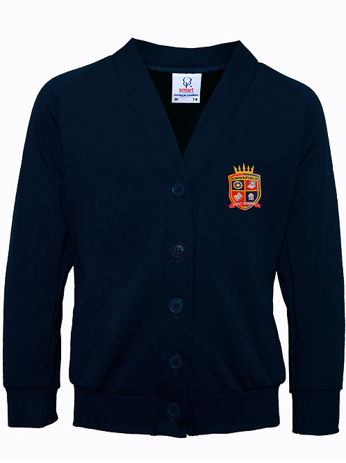 KINGSFIELD smart UNIFORM CARDIGAN