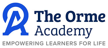 The Orme Academy - Logo on Light - 05062