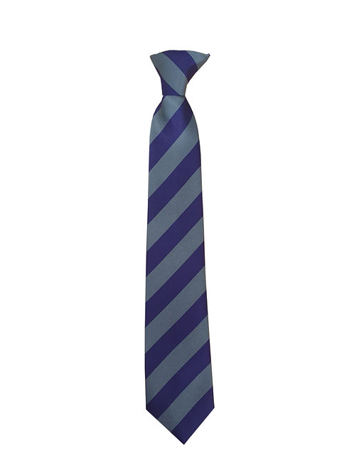 """THISTLEY HOUGH ACADEMY 16"""" CLIP ON TIE"""