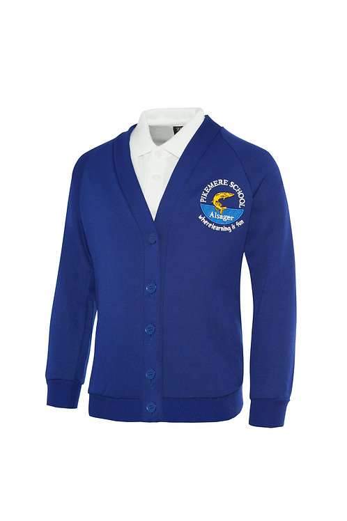 PIKEMERE smart COLOURFAST CARDIGAN