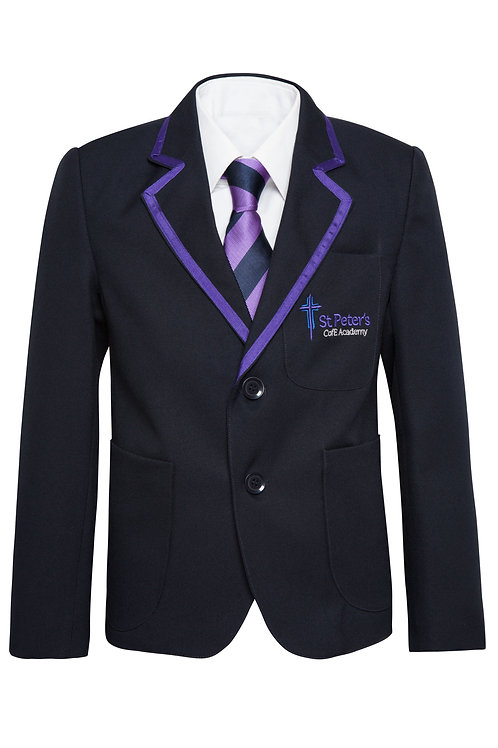 ST PETERS smart BOYS ECO JACKET