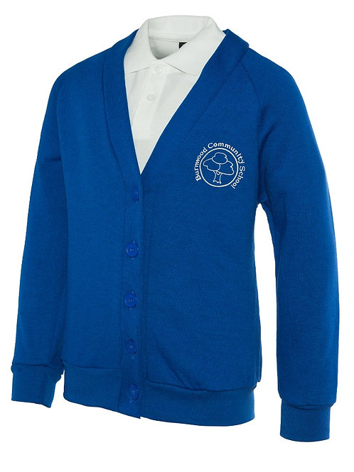 BURNWOOD smart UNIFORM CARDIGAN