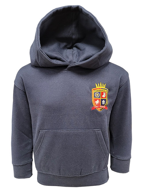KINGSFIELD FIRST STAFF HOODIE - NON PERSONALISED
